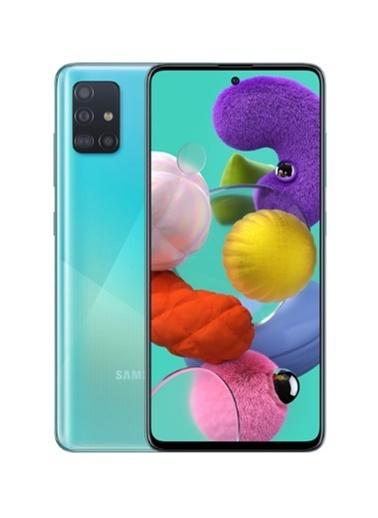 Samsung Galaxy A71 2020 128 GB (Samsung Türkiye Garantili) Prizma Mavi Mavi